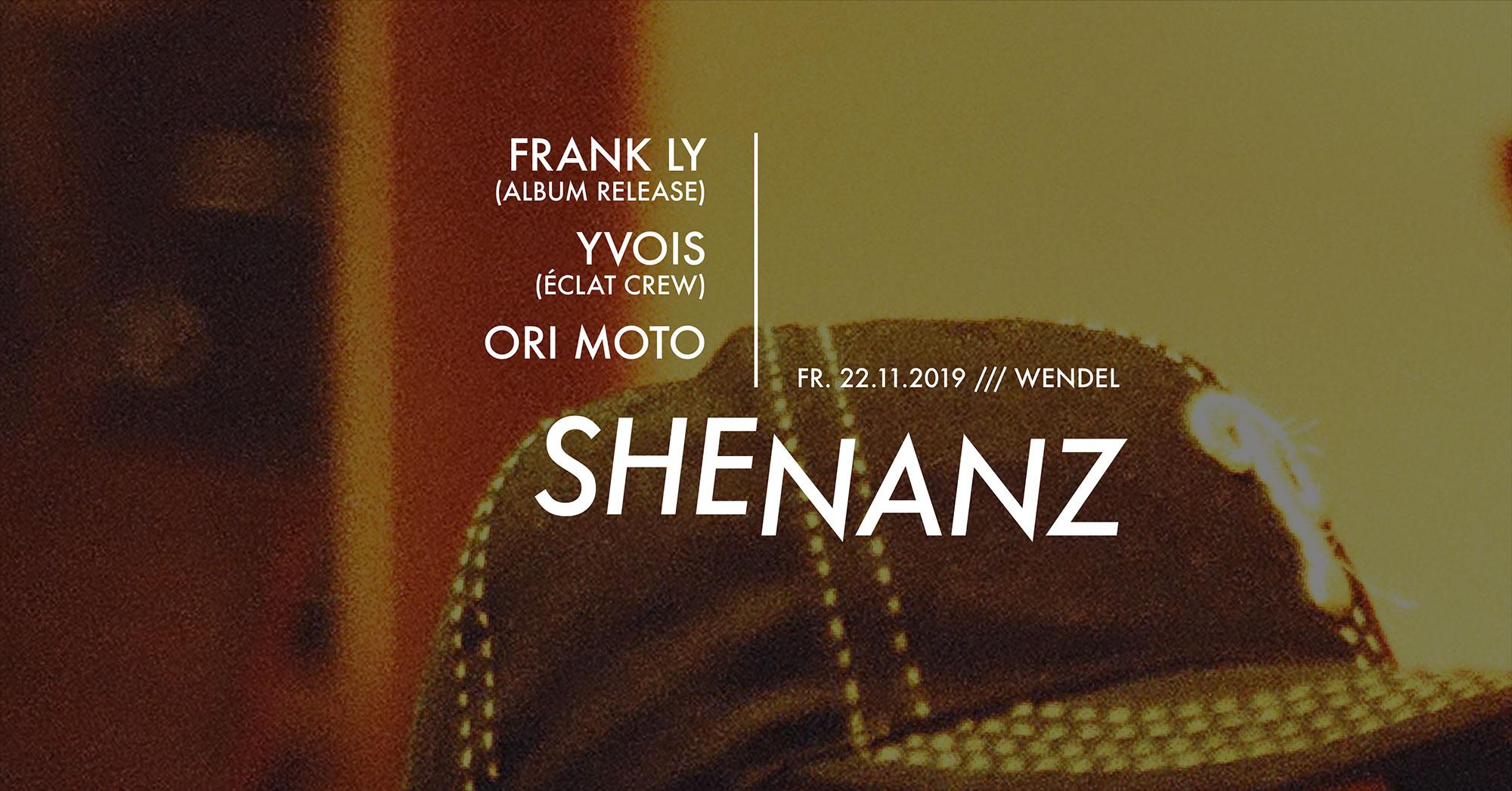 SHENANZ November 2019